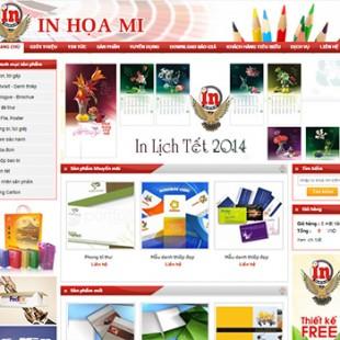 Công ty In Họa Mi