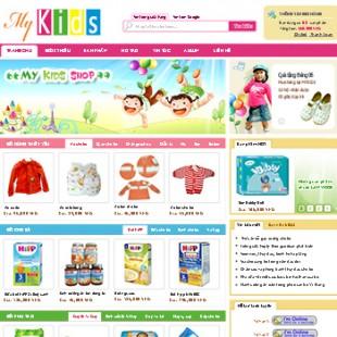 Cửa hàng MyKids baby Shop