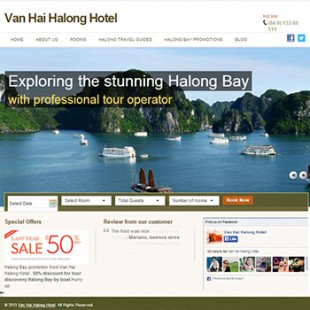 Khách sạn Vân Hải – Hạ Long