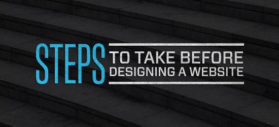 Những điều cần cân nhắc trước khi thiết kế website
